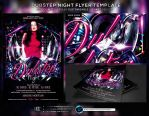 Dubstep Night Flyer Template by ranvx54