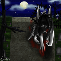 Dark and Scary night by KingDarkSoul