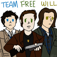 Team Free Will by Jayfeather4life