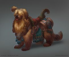 Kania Beer Dog by Grey-Seagull