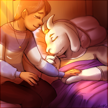 UT - I Have So Much to Tell You (Commish) by Atlas-White