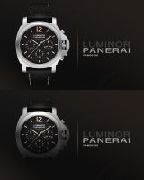 Luminor Panerai wall pack by abdelrahman