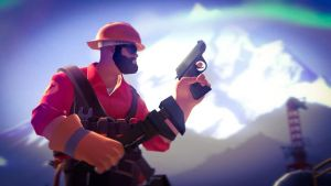 TF2 Wallpaper by filleman20