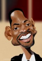 Will Smith 2 by Steveroberts