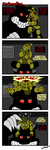 Springaling 175: Revenge of Sit-on-Springtrap by Negaduck9