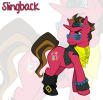 MLP - Slingback by Grudge-Glamorous