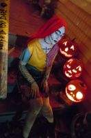Sally From The Nightmare Before Christmas by SailorSamara
