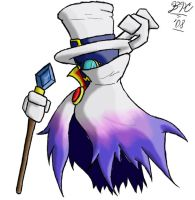 -Count Bleck, The Proper- by busted-pc