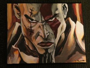God Of War: Kratos