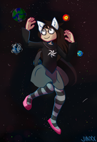 Witch of Space by HiyaJinxx