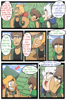 HooDs: In the Woods [1] by DabroodThompson