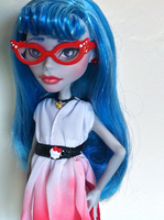 Electric Ghoulia by m0delious