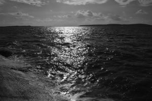 Sea Study by Clangston