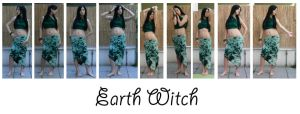 Earth Witch by syccas-stock
