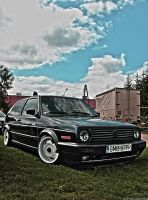Golf II by JJx95