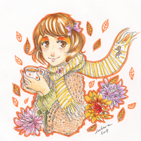 Hello Autumn by Lahara