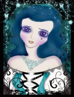 Fairytale Blues by willowgothicprincess