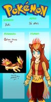 yuki-ficha pokemonhuman-group by bachadark93