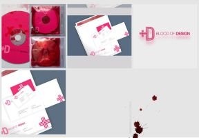 BLOOD OF DESIGN by gartier