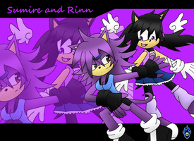 ::Request::  Sumire and Rinn by Xx-LordVincent-xX