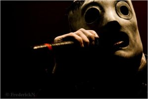Slipknot Live2 by FrederickN