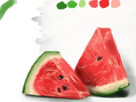 Watermelon by duduOmag