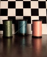 Thread and Checks by DynamicHart