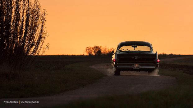 1957 Cadillac Series 62 - Shot 13 by AmericanMuscle