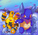 Explorers of the Sky -2009 by MBLOCK