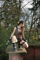 lara croft TR underworld 3 by illyne