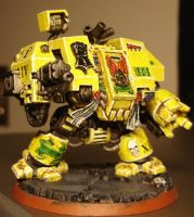 IF Dreadnought by Chaplain-Seraphi