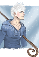 Jack Frost by Nadao