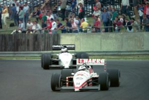 P. Fabre | J. Palmer (Great Britain 1987) by F1-history