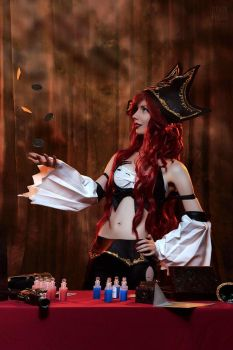 Miss Fortune   league of legends by 23619