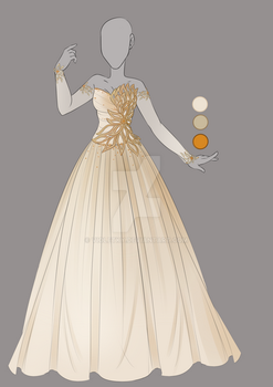 :: September Commission 02: Outfit design :: by VioletKy