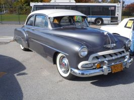 1952 Chevrolet Deluxe Coupe III by Brooklyn47