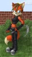 Fiona the Fox by LimePrinzessin