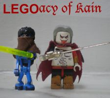 LEGOacy of Kain by HyrAyl