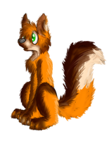 Foxy by SPAC3D3AD