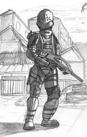 Concept Sketch by S-3-AN