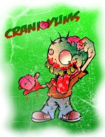 Crani-Yums by Artist-MarcusAlley