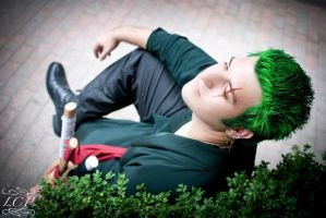 One Piece - Zoro by LiquidCocaine-Photos