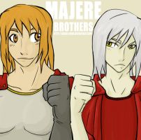 Majere Brothers by Aidiki-chan