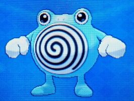 Kanto Shiny #061 Poliwhirl by zoid162010