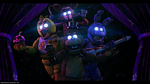 [FnaF-Sfm Poster] It's showtime! by Teetheyhatty