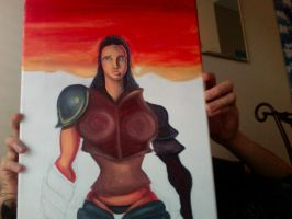 Soldier of love progress by Cellaneo