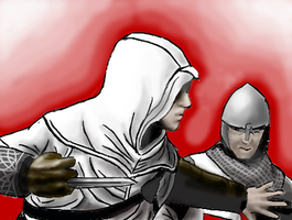 Assassin's Creed Muro 4 by Slightly-Spartan
