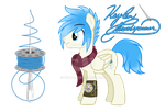 Say Hello to Kaylen Threadspinner! :3 by ZizZaz