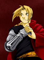 The Fullmetal Alchemist by detectivelyd