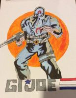 Cobra Commander (Gijoe) by gingacookie03